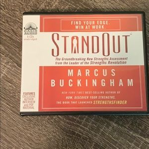 Other - Standout by Marcus Buckingham